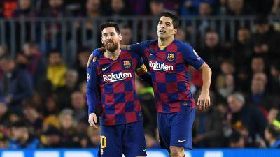 Barcelona president Bartomeu would resign to keep Lionel Messi