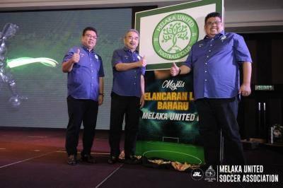 Dituduh logo baru ciplak, ini jawapan presiden Melaka United