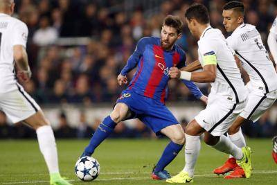 Latest: Barca desperate for £250m compromise as Lionel Messi's £632m (€700m) buy-out clause already expired