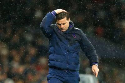 Pengurus Paris Saint-Germain baru Mauricio Pochettino mengintai pertempuran Barcelona