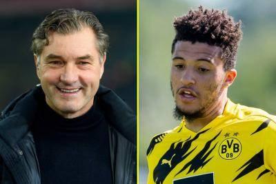 Mengapa komen Borussia Dortmund mengenai sasaran Red Devils, Jadon Sancho, tidak bermakna setelah pusingan-U Ousmane Dembele