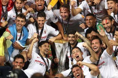 [VIDEO] Sevilla juara Europa League kali ke-6