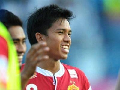 Shakir Shaari antara pemain nombor 6 terbaik di Malaysia