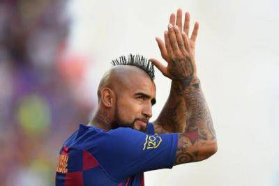 Inter-linked Arturo Vidal and Barcelona reach deadlock in contract termination talks
