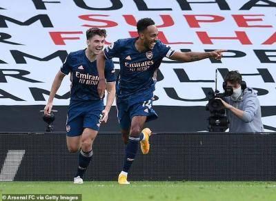 Arsenal: Pierre-Emerick Aubameyang akhirnya sambung kontrak baharu