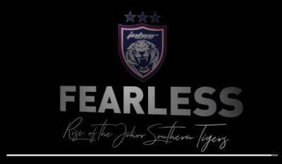 [VIDEO] FEARLESS: Rise of the Johor Southern Tigers papar kisah kejayaan JDT