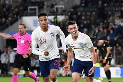Baru debut dengan England, Foden dan Greenwood sudah buat hal