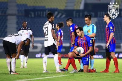 Kontroversi pengadilan Liga Malaysia kembali jadi tumpuan