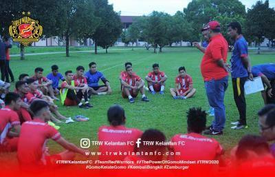 Ambitious Kelantan FC plan to build new training centres