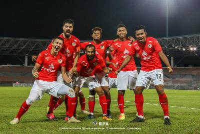 Manzoor Azwira: Kuala Lumpur is superior, they are a Super League level