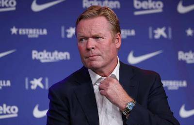 Ronald Koeman faces painful home truths after Barcelona's thrashing by PSG
