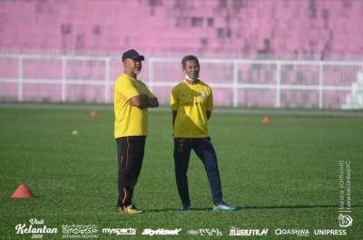 Hanya tinggal empat perlawanan, Kelantan United tidak sabar untuk rehatkan jurulatih