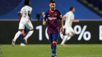 Calon presiden Barcelona percaya bahawa Messi tetap akan tinggalkan Barcelona