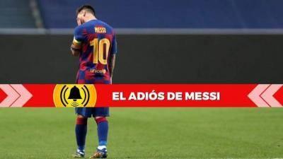 Messi 'bersetuju' dengan perjanjian £623 juta untuk bergabung dengan Manchester City
