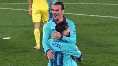 Griezmann enggan tinggalkan Barcelona