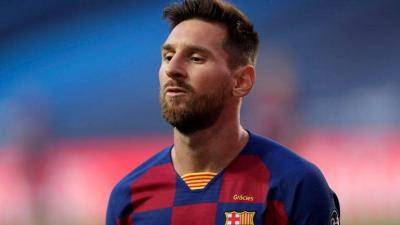 ANTICLIMAX: Messi will stay at Barcelona!