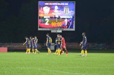Nafuzi Zain akui sukar buat Terengganu raih naib juara Liga Super