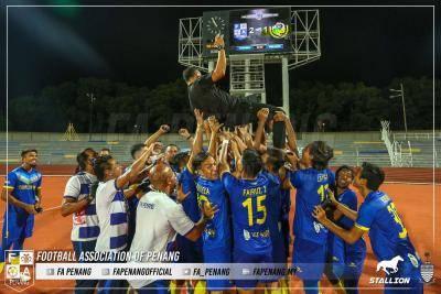Pulau Pinang akhirnya beraksi di Liga Super musim 2021