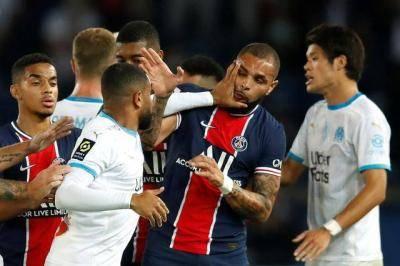 Ligue 1: PSG kalah mengejut, lima pemain termasuk Neymar kena kad merah