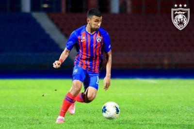 Pemain muda JDT, Ramadhan Saifullah enggan hanyut dengan pujian