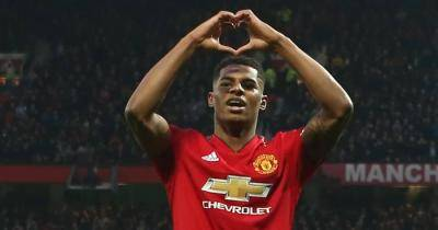 Marcus Rashford says Jose Mourinho taught Red Devils how to dive to win penalties