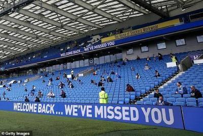 Premier League mula benarkan penyokong masuk ke stadium