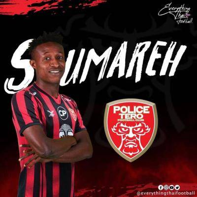 Mohamadou Sumareh admits he will only play in Thailand for six months