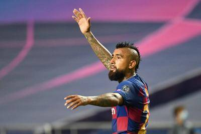 Vidal to terminate Barcelona contract tomorrow to join Inter next week