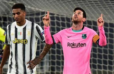 Masterclass Lionel Messi menimbulkan reaksi hebat dari bekas legenda Juventus