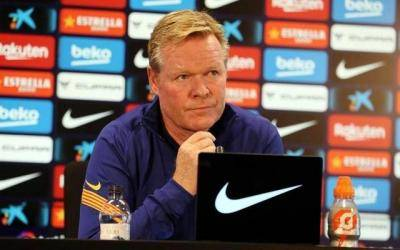 Koeman addresses Neymar's hints on Messi and interim President's selling of Messi comments