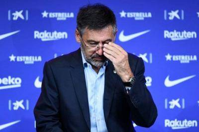 Reported bankruptcy threat for Barcelona over salary cut deadlock