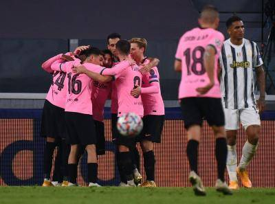 Barcelona's imperial performance in Turin