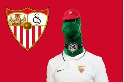 Gunnersaurus joins Sevilla, after he was sacked by Arsenal