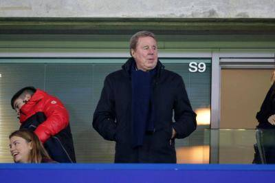 Harry Redknapp menggandakan tuntutan kelayakan Tottenham menjadi juara Liga Perdana