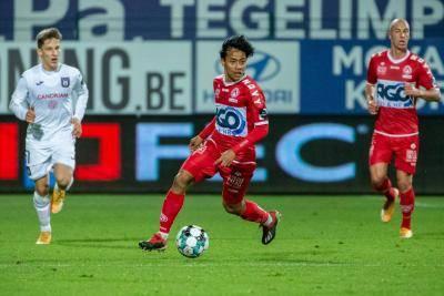 Jurulatih KV Kortrijk bantu Luqman capai tempo permainan Eropah