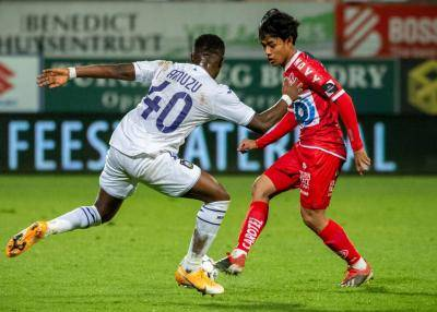 Luqman Hakim berusaha pikat jurulatih baharu KV Kortrijk