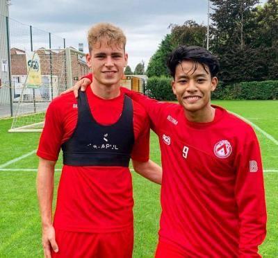 Luqman: Rakan sepasukan KV Kortrijk banyak bantu saya