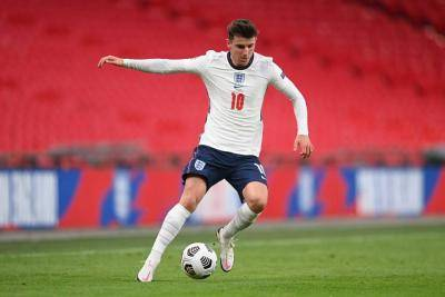 England boss Southgate takes dig at Lampard's critics after Mason Mount comes through again