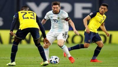 Messi sekali lagi menerajui kemenangan Barcelona