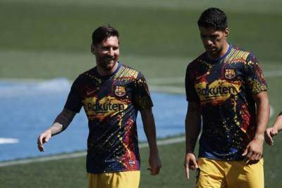 Sold because of friendship with Lionel Messi, Luis Suarez claims