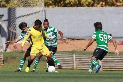 Safawi tampil beraksi dengan Portimonense B23