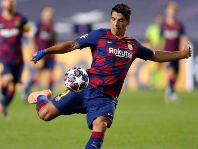 Luis Suarez 'could make sensational return to Liverpool if Mo Salah leaves this summer'