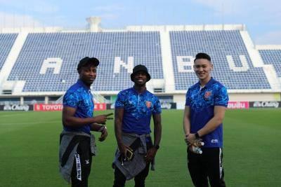 Sumareh debut di Liga Thailand, namun Police Tero dibelasah 5-0