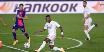 Real Madrid menewaskan Valladolid 1-0