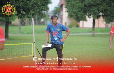 Kelantan: Norizam mahu lantik jurulatih baharu, gandingkan dengan Yusri Che Lah