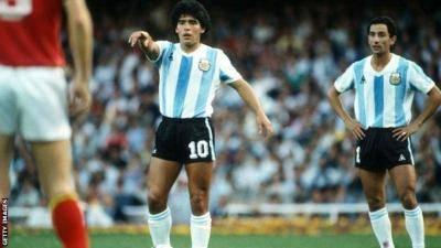 Anak legenda mahu baju No. 10 Messi ditamatkan untuk menghormati ayah