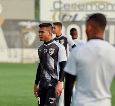 Safawi akhirnya tersenarai dalam skuad utama Portimonense