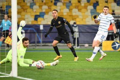 Barca's fresh legs crucial in win over Dynamo, says Koeman