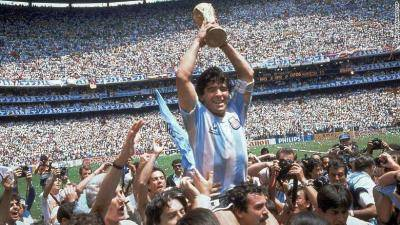 4 minutes: The genius of an irreplaceable Diego Maradona (Part 4 of a 4-Part series)