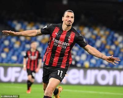 Diet berdasarkan algoritma Ibrahimovic telah membuatnya merosakkan Serie A walaupun pada usia 39 tahun!